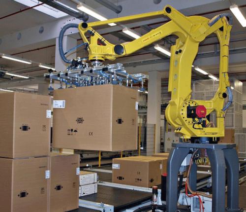 焊接工业机器人应该注意的事项