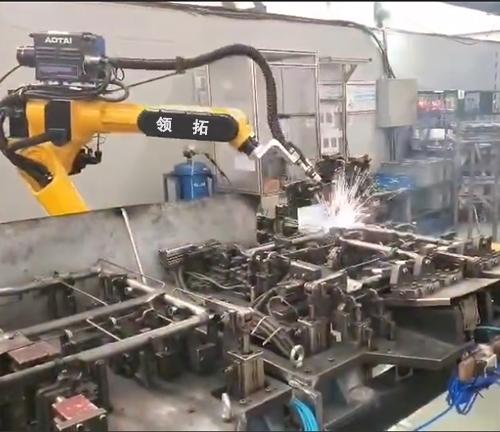 宜兴焊接机器人系统